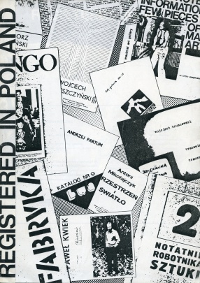 Catalogues of exhibitions and events