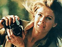 Woman With A Camera (Candice Bergen/Minolta #1), 2008