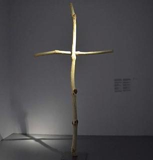 c7a0c1e67d Daniel Rycharski - Krzyż - Muzeum Sztuki Nowoczesnej w Warszawie