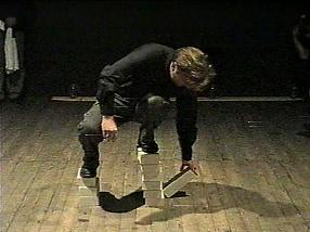 Janusz Bałdyga Passages in Suspension, 2000