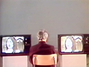 Jan Świdziński Two Monitors, 1985