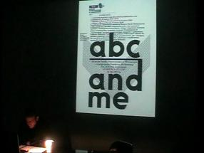 "Ludovic Balland ""abc and me"""