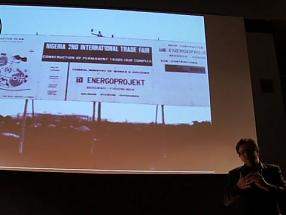 WWB TV. Architecture After Socialism: Is Postmodernism All Right?  Lecture Srdjan Jovanovic Weiss