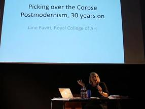 WWB TV. Architecture After Socialism: Is Postmodernism All Right?  Lecture by Jane Pavitt