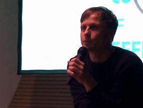 WWB TV. The future of the city. What is there left to be foreseen? Lecture by Ingo Niermann