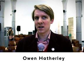 WWB TV. Architecture, metropolis and sport An interview with Owen Hatherley and Oleksiy Radynski