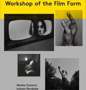 WORKSHOP OF THE FILM FORM BOOK RELEASE