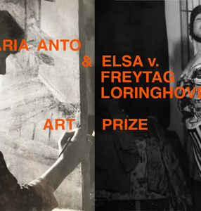 Maria Anto and Elsa von Freytag-Loringhoven Art Prize award ceremony of the 2nd Edition