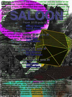 SALOON: There is no country in our hearts
