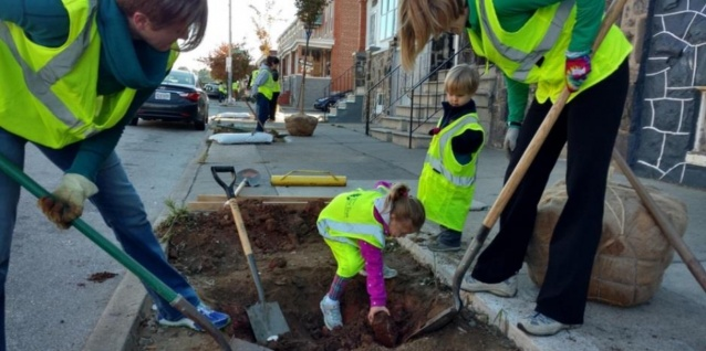 Civic engagement and environmental stewardship: Who takes care of New York City?