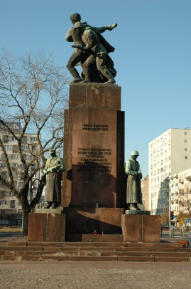 Unwanted Heritage: Monuments of the Polish People's Republic. City walk