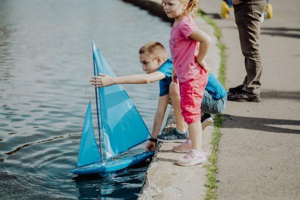 Wodowanie Modeli Jachtów Żaglowych