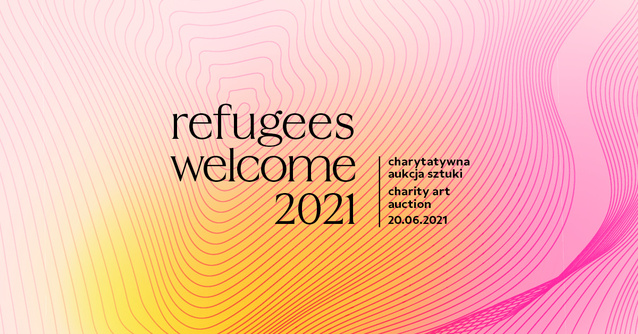 5th edition of the Refugees Welcome Art Auction
