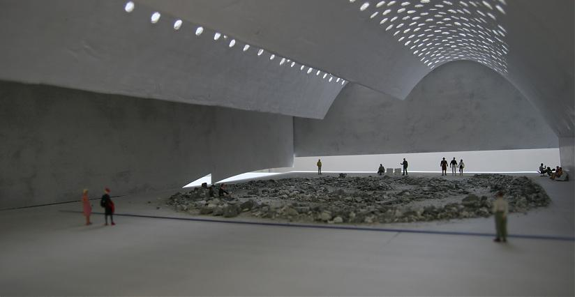Christian Kerez, New Projects of the Museum of Modern Art in Warsaw