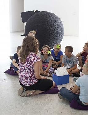 Kids at the Museum Photo gallery