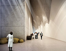 Project of Museum of Modern Art in Warsaw and TR Warszawa Photo gallery